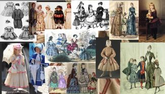 1 victorian childrens clothes