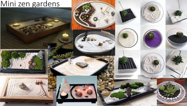 5 zen gardens