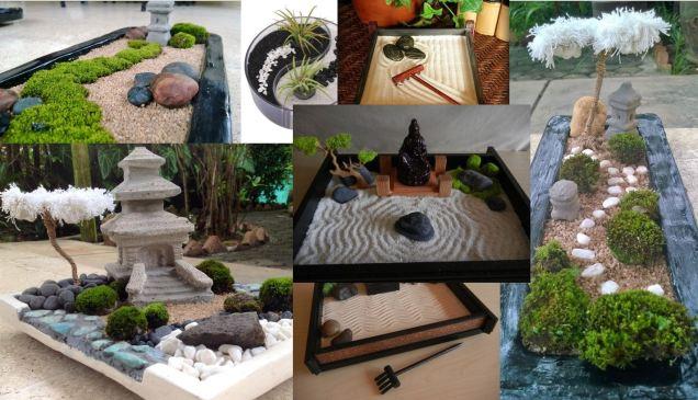 6 zen gardens