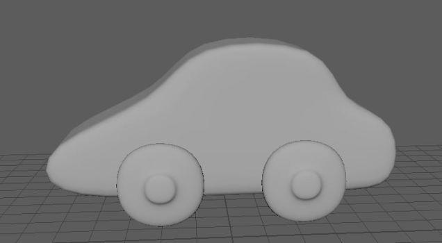 1 toy car