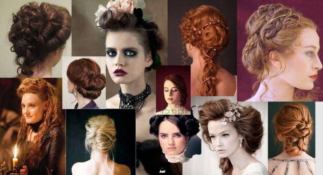 1 victorian hair